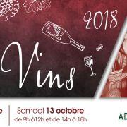 Salon des Vins / Adam-Boissons
