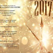 Réveillon de la Saint Sylvestre 2016-2017 à Uffholz - Da Giu