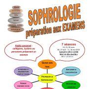 Sophrologie préparation aux examens