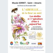 L\'abeille... de la fleur au miel