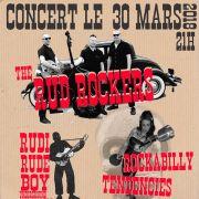 The Rude Rockers + Rockabilly Tendencies