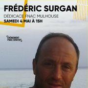 Dédicaces Frédéric Surgan, Lauréat du Prix 2019 section polar du Salon du livre de la Krutenau-Strasbourg
