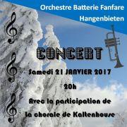 Orchestre Batterie Fanfare de Hangenbieten