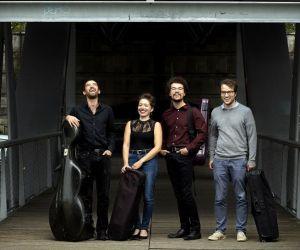 QUATUOR WASSILY   Quatuor à cordes