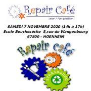 Repair Café - Café Reparation