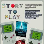 Start to Play : Soirée Films 100% Geek