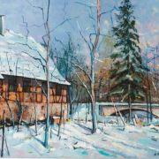 Gilbert Fehrenbach - Peintures