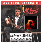 Wanted Man : A Tribute To Johnny Cash & June Carter