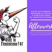 Afterwork : Place aux Femmes ! #4