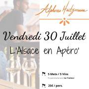 Apéro Gourmand - L\'Alsace en Apéro\' !
