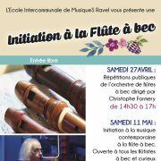 Répétition publique - Concert - Initiation