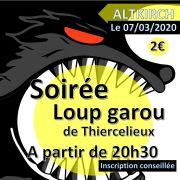 Soirée Loup garou de Thiercelieux