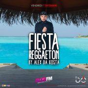 Fiesta Reggaeton - Opening Seaon
