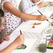 Atelier enfant : Aquarelle