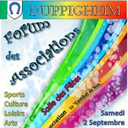 Forum des Associations de Duppigheim