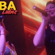 Les Abba Ladies en concert au Restaurant de la Maison Du Fromage