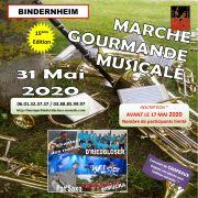 15ème Marche Gourmande Musicale de Bindernheim