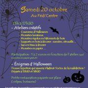 Grande fête d\'Halloween à Vendenheim