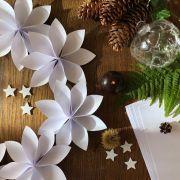 Atelier de couronne florale en papier (à partir de 10 ans)