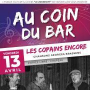 Au coin du bar : Les Copains Encore
