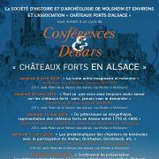 Café histoire : Châteaux et chantier de bénévoles