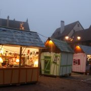 Noël 2020 à Turckheim - Marché des Lutins