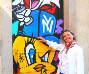 Visite thématique : Le Street Art autour du MAMCS
