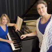 Ariane Wohlhuter et Elyette Weil