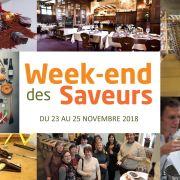 Weekend des Saveurs 2018