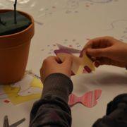 Visite-Atelier pour les 7-12 ans : « Ça sent déjà le Printemps ! »