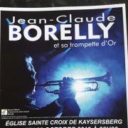 Jean-Claude Borelly et le Duo Soft Trumpet