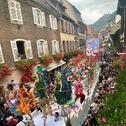 Fête des Ménétriers (Pfifferdaj) à Ribeauvillé 2021