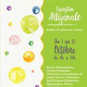 Exposition-vente Artisanale à Colmar