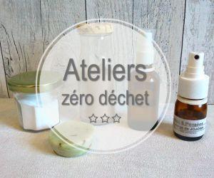 Atelier cosmétiques zéro déchet