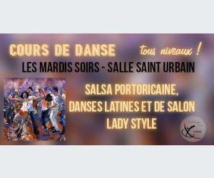 Cours de danse - Mardi soir chez Chorochronos