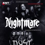 Nightmare + Dust in mind / Ethernity / guest