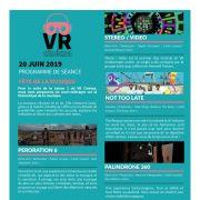VR Cinéma : Fête de la musique