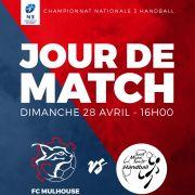 Match de Handball Championnat National 3