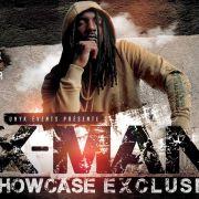 X-MAN showcase exclusif