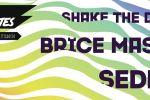 soiree decouverte 3 : brice masson, shake the disease et sedna