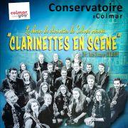 Clarinettes en scène