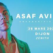 Asaf Avidan · Anagnorisis Tour 2021