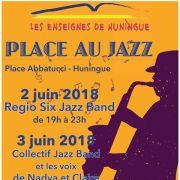 Place au jazz