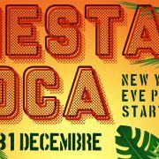 Fiesta Loca // Nouvel An au Barco Latino