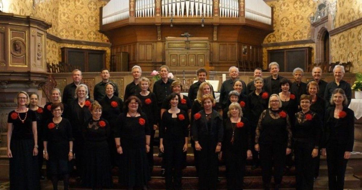 Ensemble vocal allegro de strasbourg choeur ou chorale for Maison de l emploi strasbourg