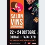9ème édition du Salon Vins et Gastronomie à Colmar
