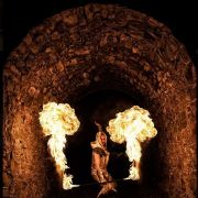 Cirk\'en rue - Mysteria, Cie Burn 'n Light (La Broque)