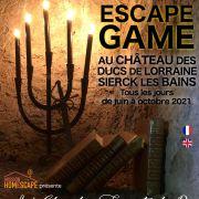Escape Game - La chambre Secrète du Roi au Château des Ducs de Lorraine