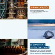 Le pétrole est-il soluble dans l'eau ?