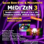 MéDi\'ZeN 3 - Salon Bien Etre et Médiumnité (Voyance)